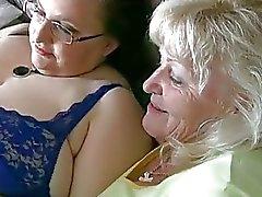 graisse mamie lesbienne