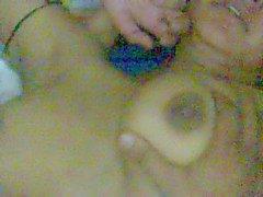 Simran grote borsten