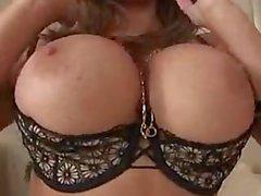 Busty Jenna Presley godemichés Her Pussy