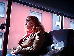 openbare masturbatie in bus en trein