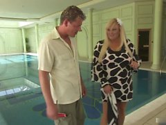 Aletta Ocean and Cherry Jul are big fans of rich men,...