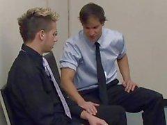 Brad Benton and Camden Christianson