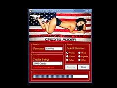 Jasmin Punkte Addiereinrichtung xxx Webcam zu