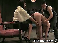 Bondage Meisje In Hilarious Dom Sex