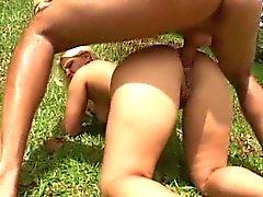Ana Gaucha Big Booty Braziliaanse
