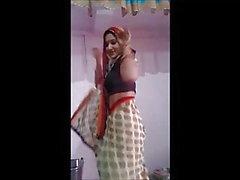 desi indian bhabhi dancing dance