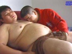 Japanese chubby gay