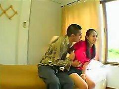 Thaise tieners