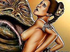 Star Wars orgieën
