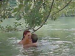 vahina giocante Данов La блондинка вспомогательный Seins nues