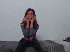Thai bargirl gets her asshole busted - frmxd com