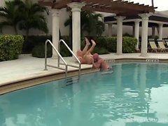 Chad Brock Bareback encule et Races de Cole Sexton