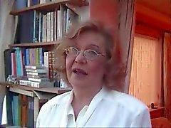 Ажурные чулки Granny Ламель