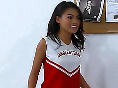 Aasian cheerleader super kuuma