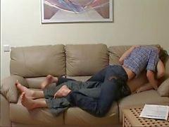 Adolescente frate Attaccati da corneo patrimonio suor