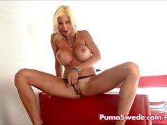 Puma Swede Vill Cum för dig!