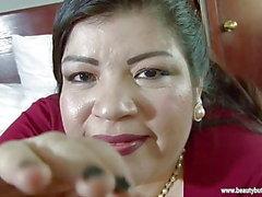 Bombon SSBBW MegaButtModel mexicano