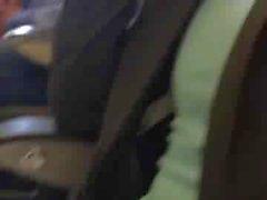 Jugando no avião