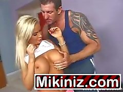 Big Titty Workout Diamante Foxxx