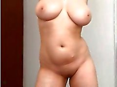 Webcams 2014 - Gorgeous Blonde 4: Nude Dancing
