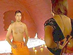 Hoe je massage gebruiken als erotisch voorspel