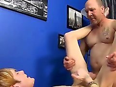 Gay twinks Hippie fellow Preston Andrews can't help but admi