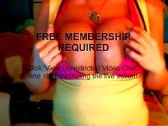 Taylor Stevens iFriends Webcam Show