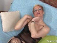 Latina Rubia P Solo masturbatie