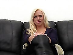 MILF Kendra auditions for a porn at Backroom Casting Couch