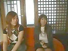 japanse neuken in het kantoor - 4 scènes uncen -