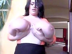 big boobs leanne crow