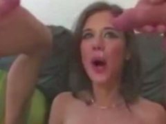 CAPRICE Swallowing Compilation