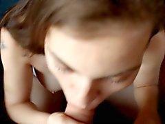 Russos menina engole uma e outra vez )) versão completa.