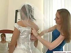 Min döttrar som bröllop