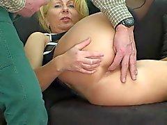 anal med blonda tyska milf