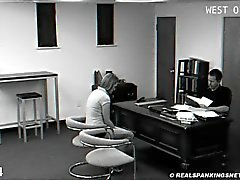 Remando escola de câmera de segurança