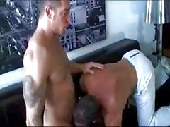 Francesco D'Macho fucks 18 ans Alex de McDougal