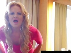 KELLY MADISON Coberta de Peitos Cruis