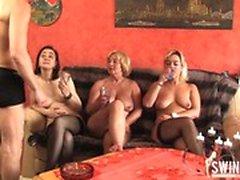 Pussys Blond pour vous