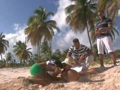 Seksivideoita maraton- rannalle