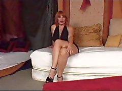 Hot Aikuinen Redhead Cougar Calliste