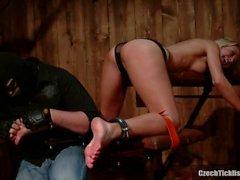Tickler bekommt Jana Cova