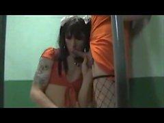 Тюрьма дом Сисси ловушка втроём