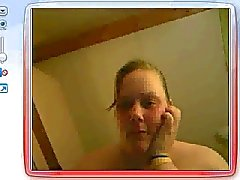 Belle e affascinanti olandesi Debby webcam parziale due