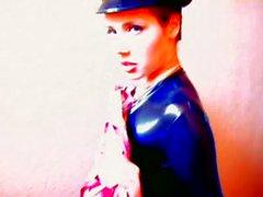 Erica de Campbell de Policía atractivo de