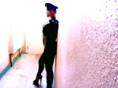 Erica Campbell Секси Полиция