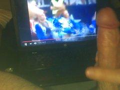 Streicheln zu haltime Tanz 'Dallas Cowboys Cheerleaders