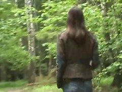 Avventura Fellazioni nel bosco