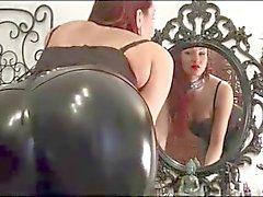 Джоли Лакруа - невольник для жопа