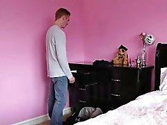 FamilyStrokes - Cuming a casa per New Step sorella
